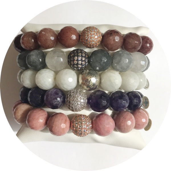 Deep in Love Armparty - Oriana Lamarca LLC