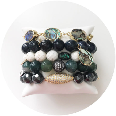 Abalone Love Armparty