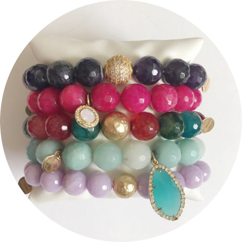 Blooming with Color Armparty