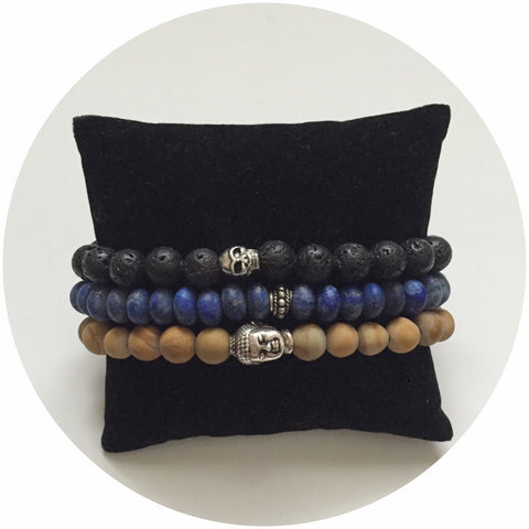 Mens Dapper Arm Party