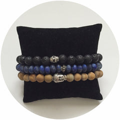 Mens Dapper Arm Party - Oriana Lamarca LLC