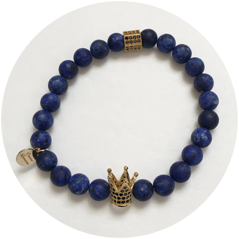 "Nate B. Mens ""Royalty"" Arm Party"