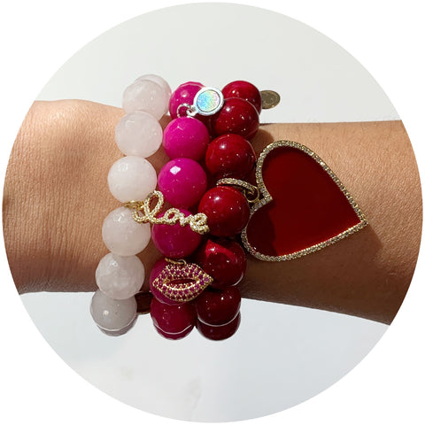 """Roses are Red, Violets are Blue, Armcandy is Sweet...Just Like You"" Armparty - Oriana Lamarca LLC"