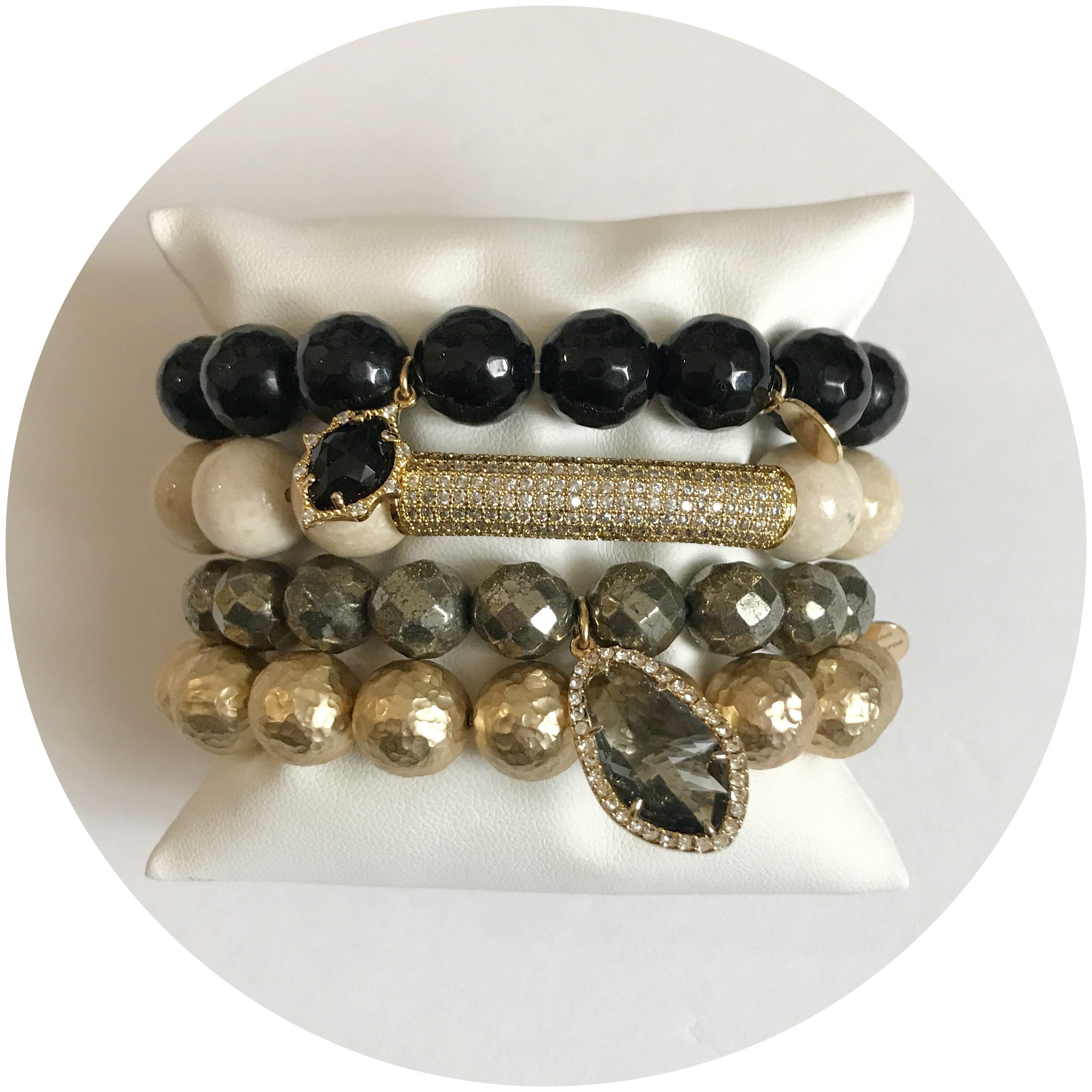 24k Magic Armparty - Oriana Lamarca LLC