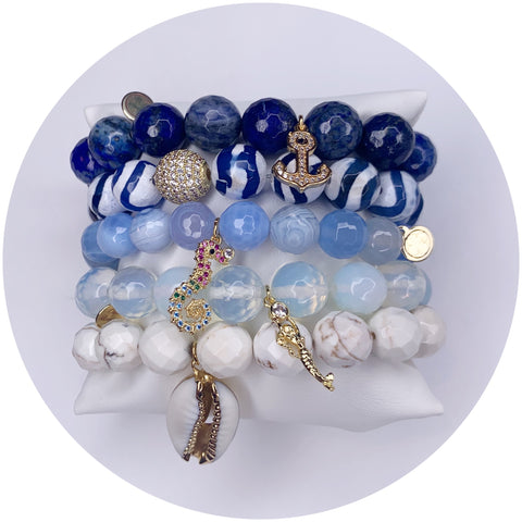 Ocean Blues Arm Party