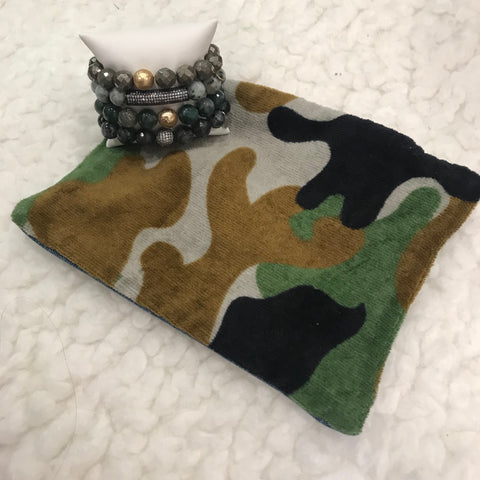 Camo Towel Bag