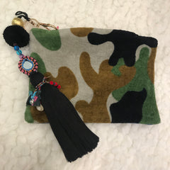 Camo Towel Bag - Oriana Lamarca LLC
