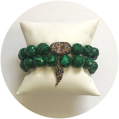 Malachite Color Stax