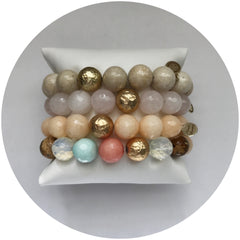 Provence Chic Arm Party