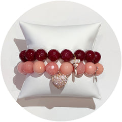 The Key to My Heart Armparty - Oriana Lamarca LLC