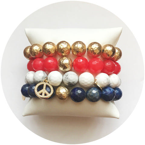 United We Stand Armparty