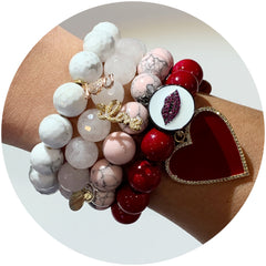 Love Is In The Air Armparty - Oriana Lamarca LLC
