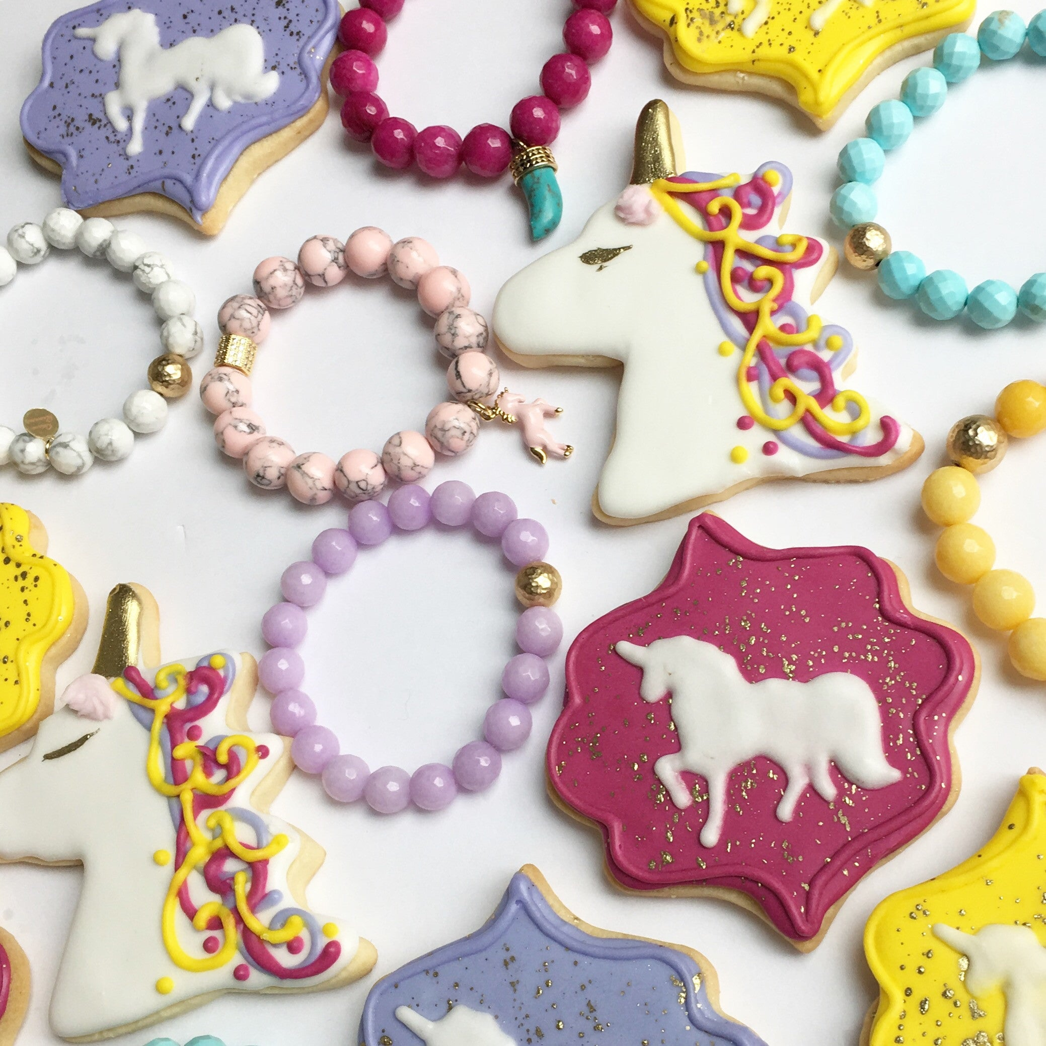 Magical Unicorn Armparty - Oriana Lamarca LLC