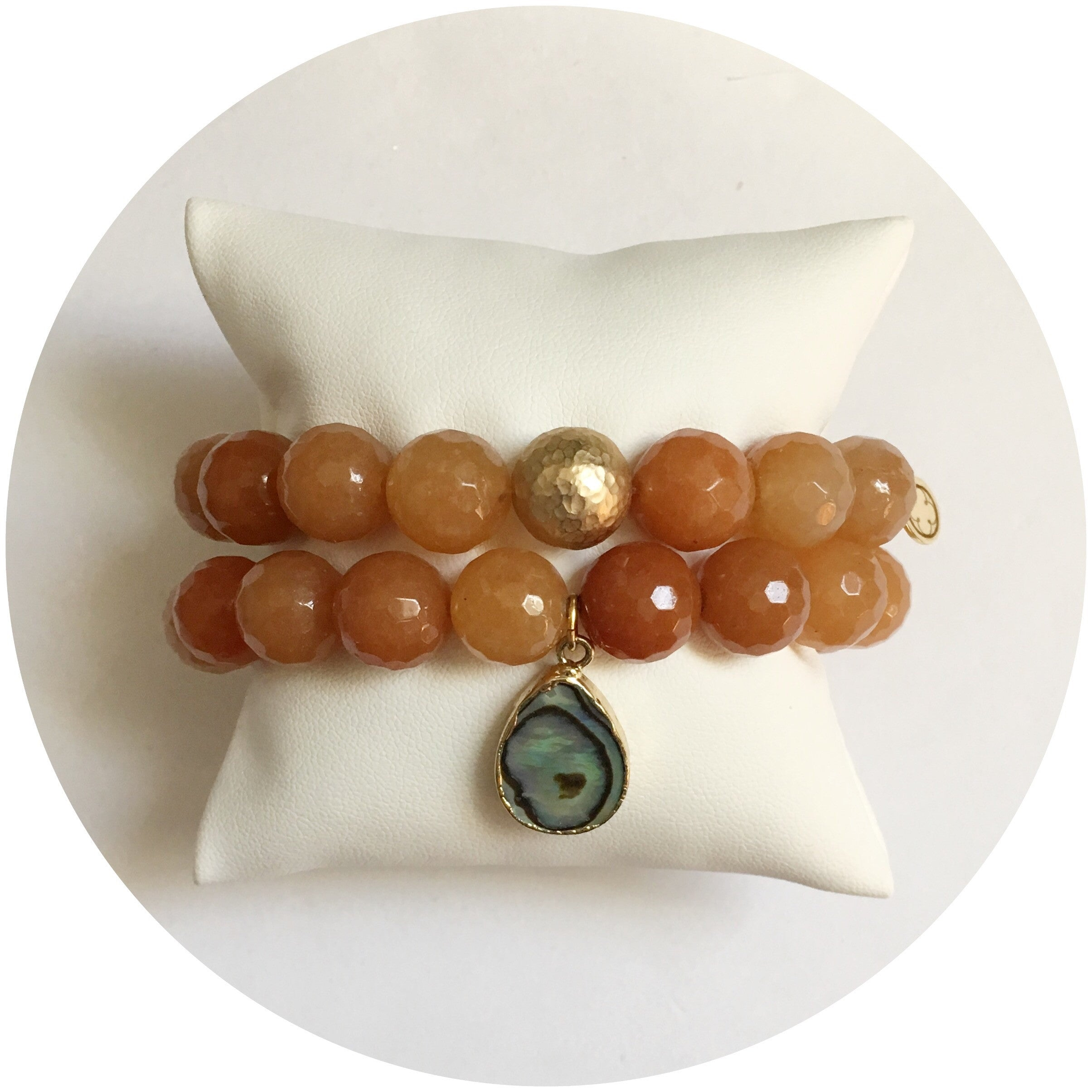 Brown Aventurine Color Stax