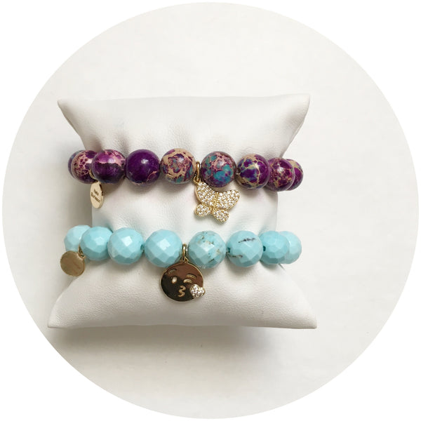 "Children's ""Butterfly Kisses"" Armparty"