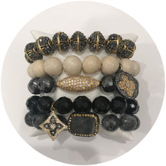 Eye of the Tiger Armparty - Oriana Lamarca LLC