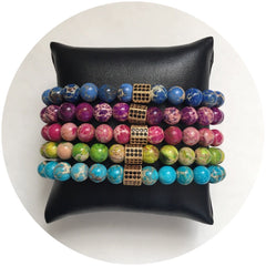 "Nate B. ""Pride"" Mens Arm Party"