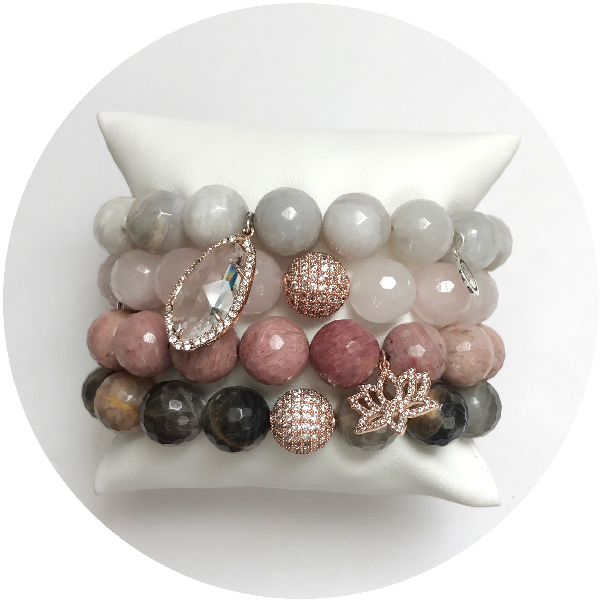 Beautiful Dreamer Armparty - Oriana Lamarca LLC