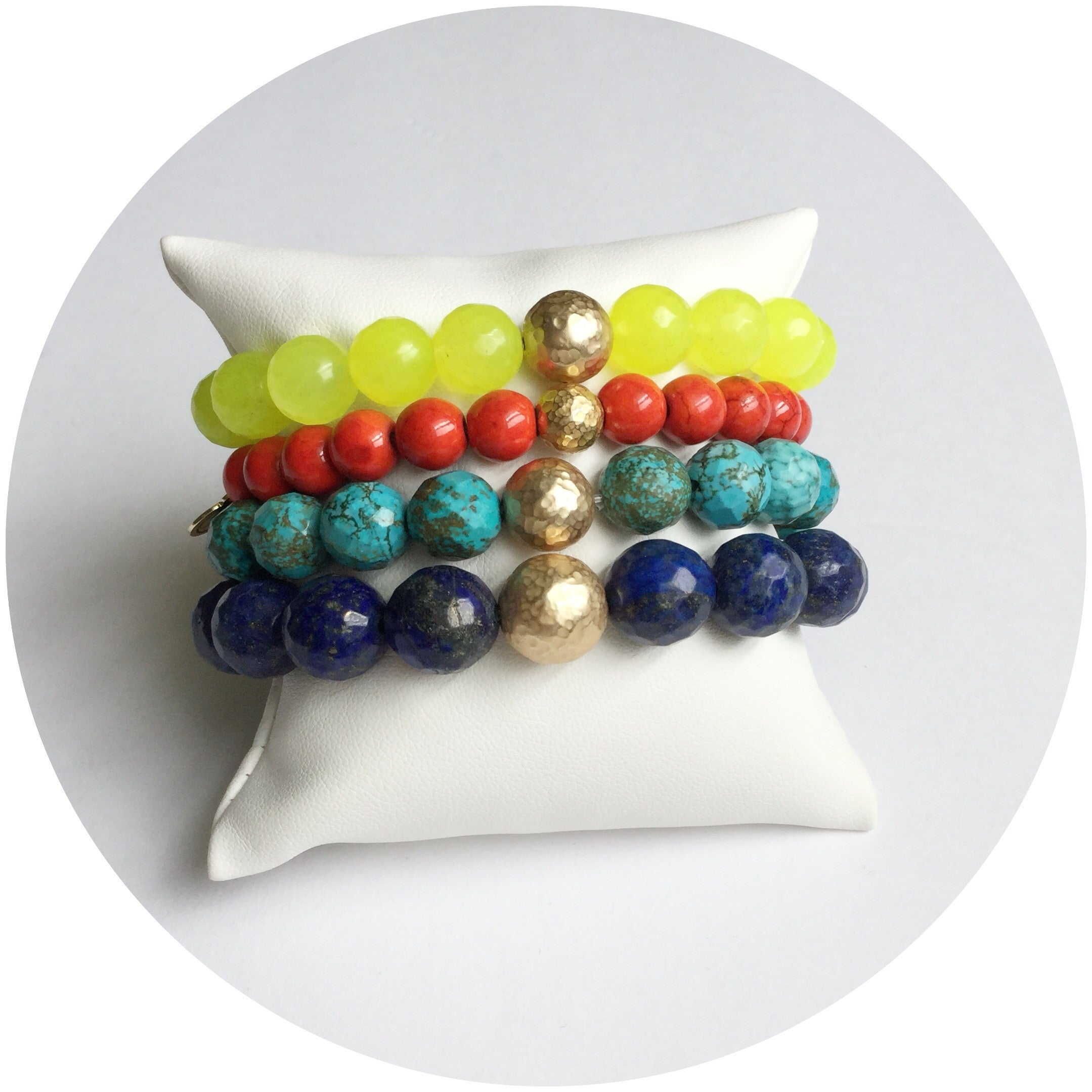 Color Galore Armparty - Oriana Lamarca LLC