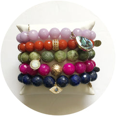 Flower Fields Armparty - Oriana Lamarca LLC