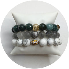 New York Jets Armparty - Oriana Lamarca LLC