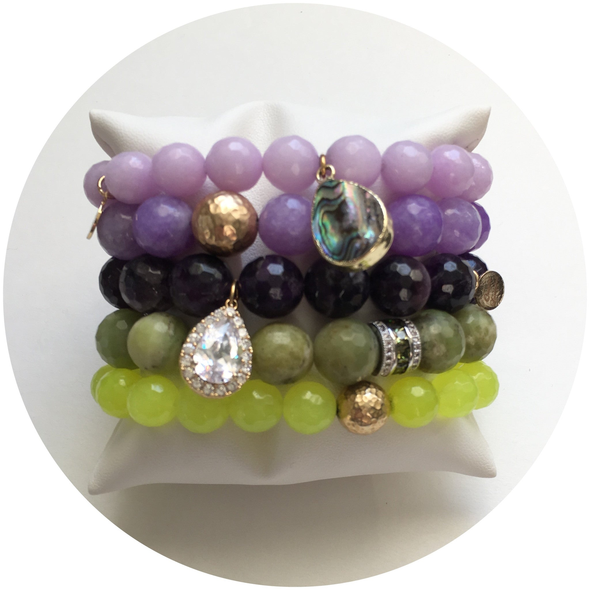 Fields of Lavender Armparty
