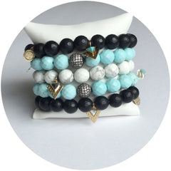 Strong & Sophisticated Armparty - Oriana Lamarca LLC