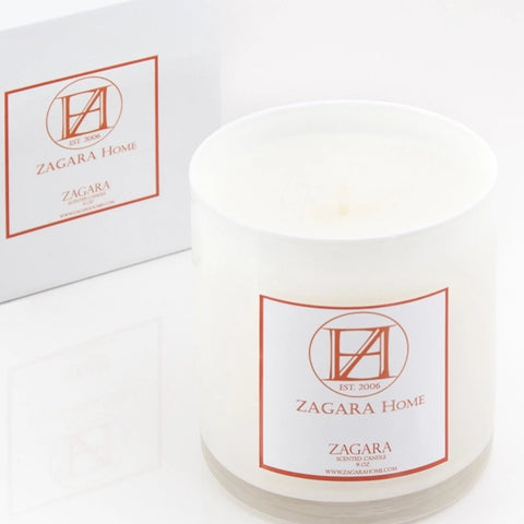Zagara Fragrance Signature Candle