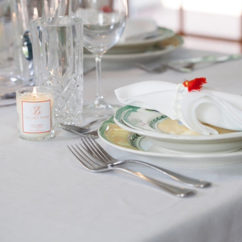 Custom Wine Glass Marker & Napkin Ring