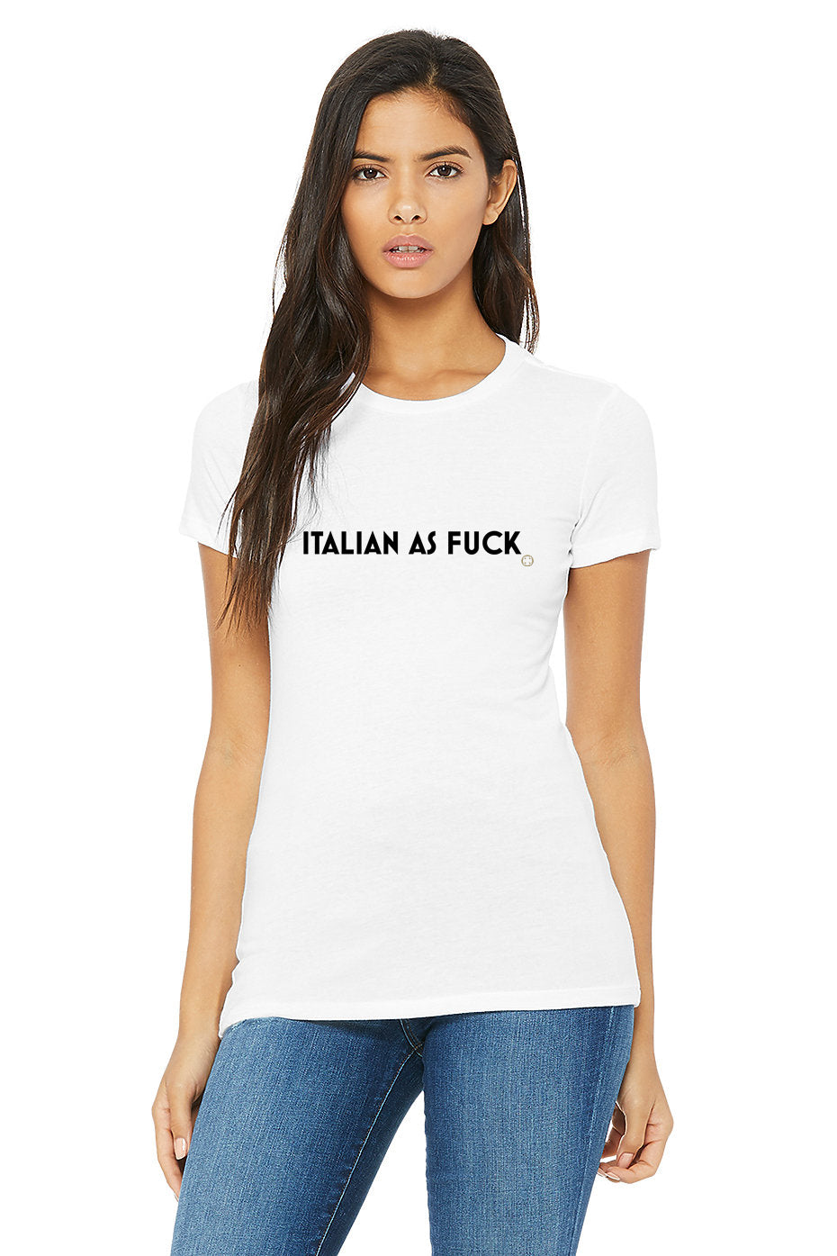"""Italian as Fuck T-Shirt"" - Oriana Lamarca LLC"