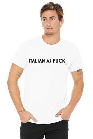 "Mens ""Italian as Fuck"" T-Shirt"