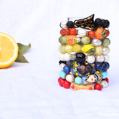 My Sicilian Love Affair Armparty - Oriana Lamarca LLC