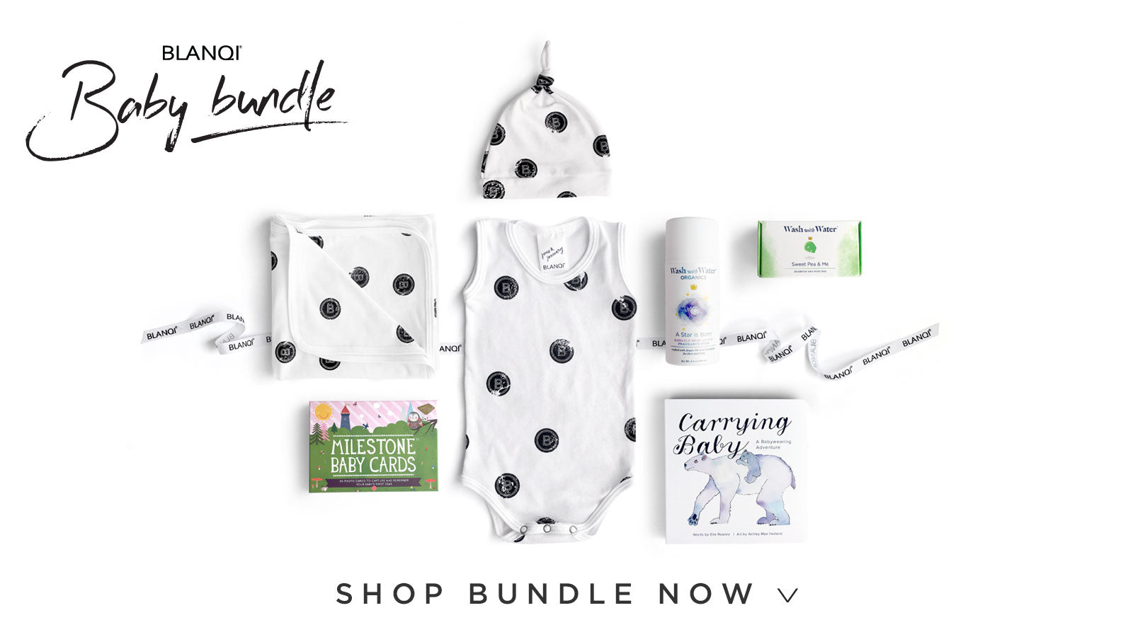 WIN BLANQI JUNE AND JANUARY BABY BUNDLE