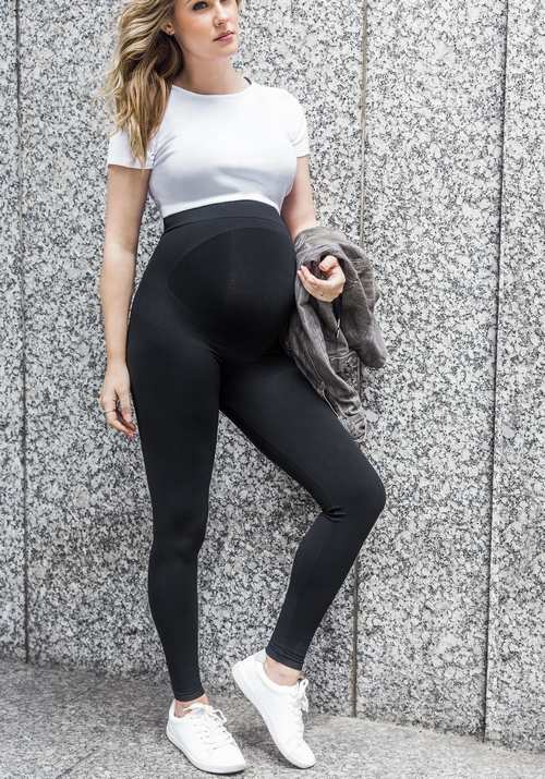 woman in blanqi leggings