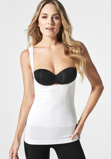 Lift-up Access Underbust Postpartum + Nursing Support Tank