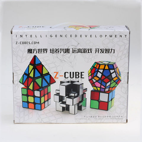 Z Five Cube Bundle