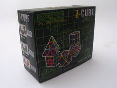 Z Carbon Fiber Cube Bundle