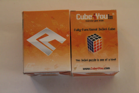 Cube4You Fully Functional 3x3x4