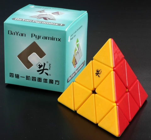 Dayan Pyraminx Stickerless