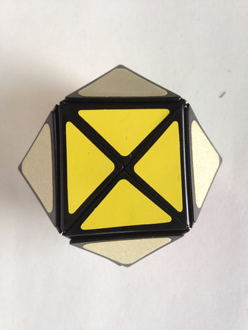 Z Helicopter (Corner-Cutted) Cube