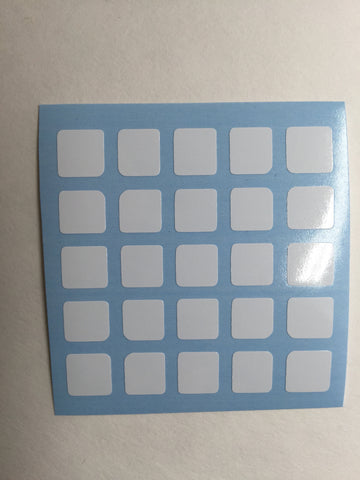 5x5 Stickers - Yuxin