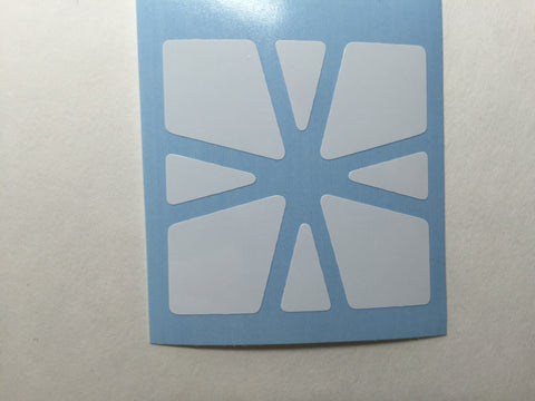 Square-1 Stickers - X-Man Volt