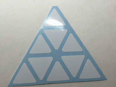 Pyraminx Stickers - Moyu