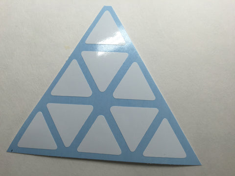 Pyraminx Stickers - X-Man Bell