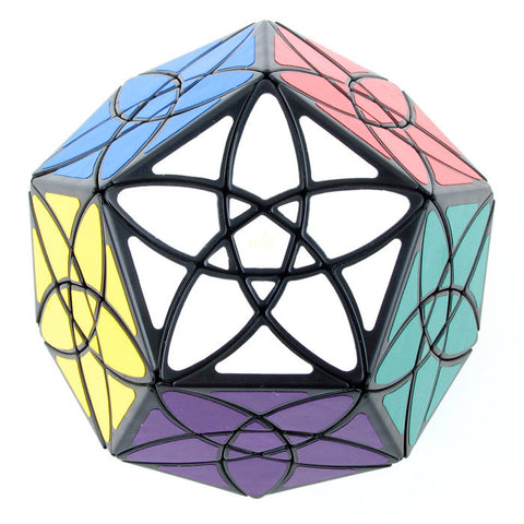 mf8 Bauhinia Rex Dodecahedron (Stickered)