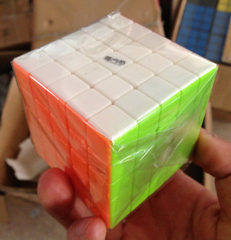 QiYi 5x5 Stickerless