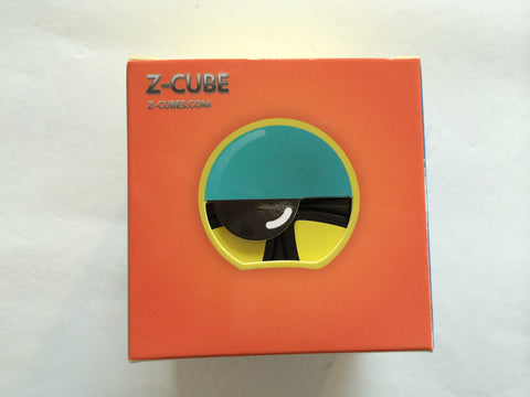 Z Curvy Copter Cube
