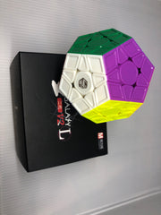 X-Man Galaxy Megaminx V2 LM (Sculpted)