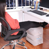Inflatable Adjustable Foot Rest