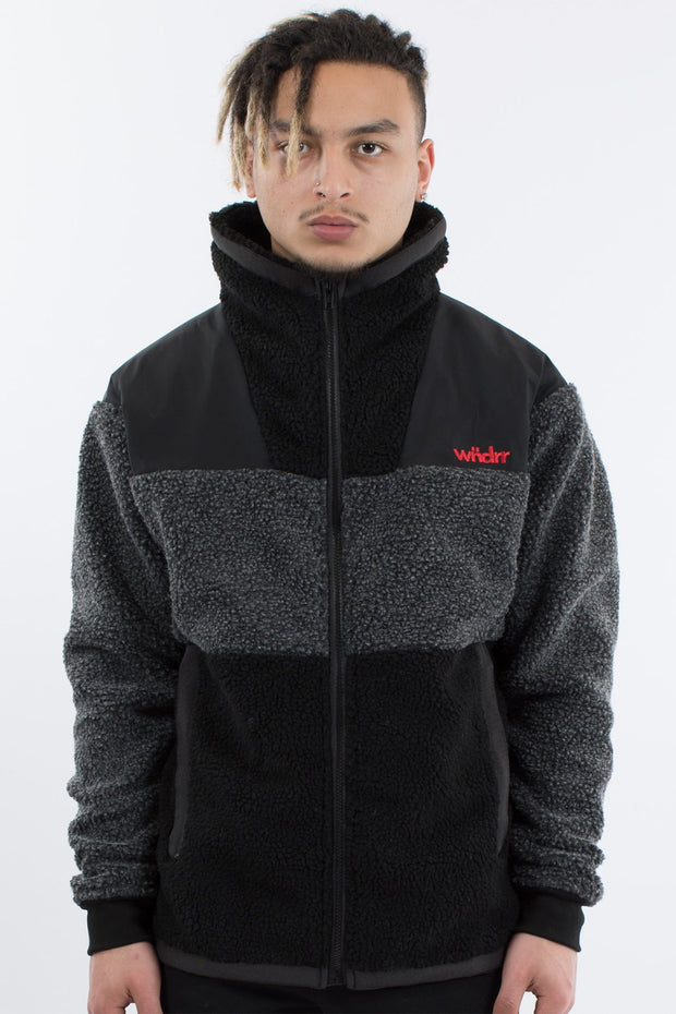 Peak Sherpa Sweat Jacket